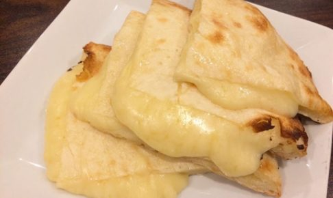 カリーナのチーズナン