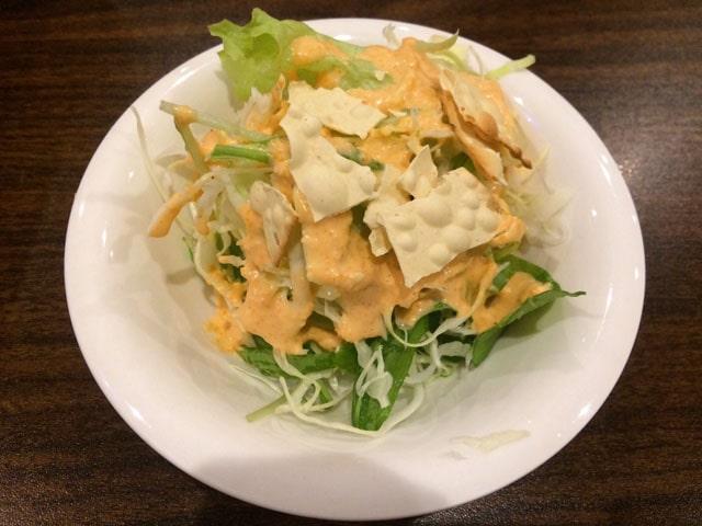 カリーナのサラダ