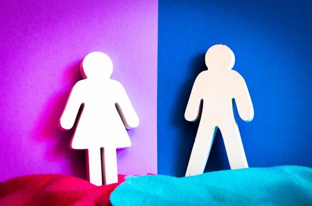 性別二元論の象徴
